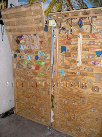Kletterwand Für Zuhause kletterwand bauen kletterwand selber bauen wanderfreunde hainsacker