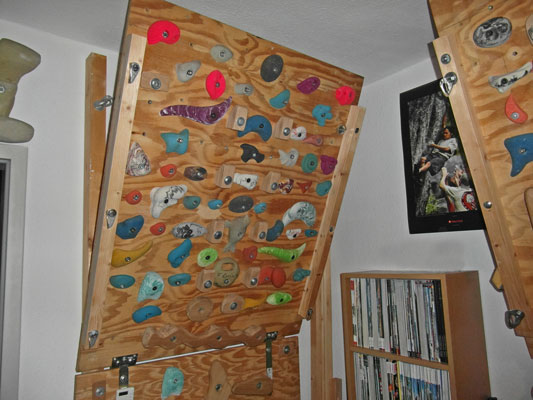 kletterwand zu hause 02. Black Bedroom Furniture Sets. Home Design Ideas